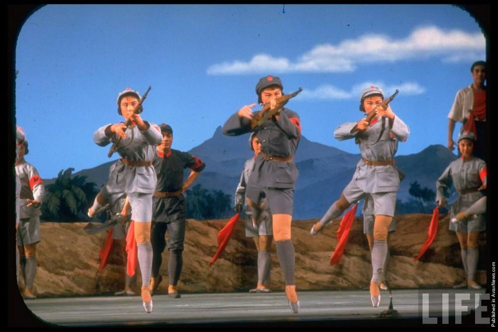 Chinese Revolutionary Ballet «Red Detachment of Women» (1972)
