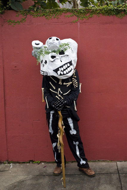 """The Skeleton Krewe 2013 – G."" (Kevin O'Mara)"