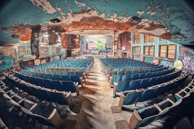 """""""Auditorium"""". (Matthias Haker)"""
