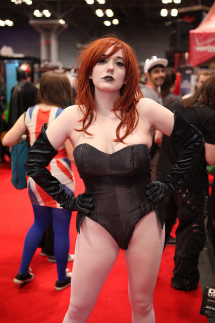 New York Comic Con 2013. (Photo by Jamie Nyc)