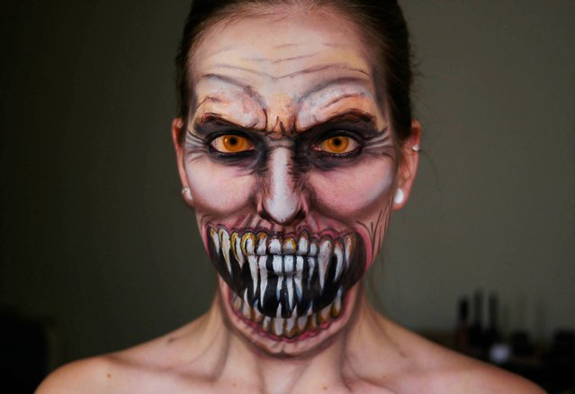 Face Painting by Elsa Rhae Pageler