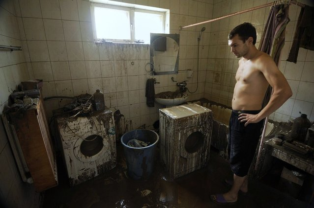 Post-apocalyptic Krymsk: Russia's Southern City Destroyed by Flood
