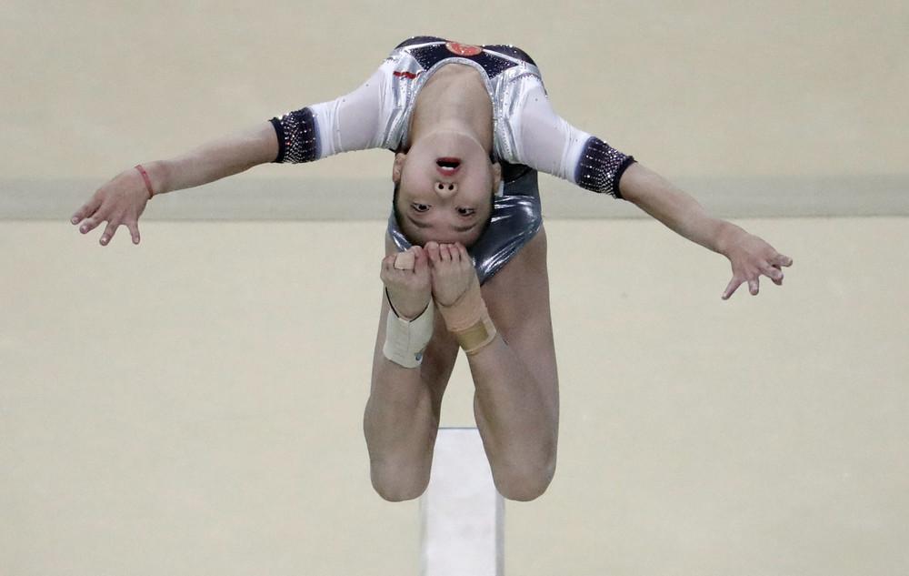 2016 Rio Olympics: Artistic Gymnastics