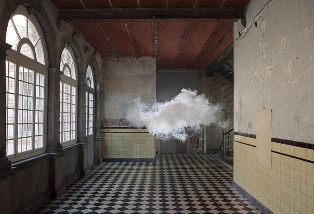 Berndnaut Smilde Creater Clouds