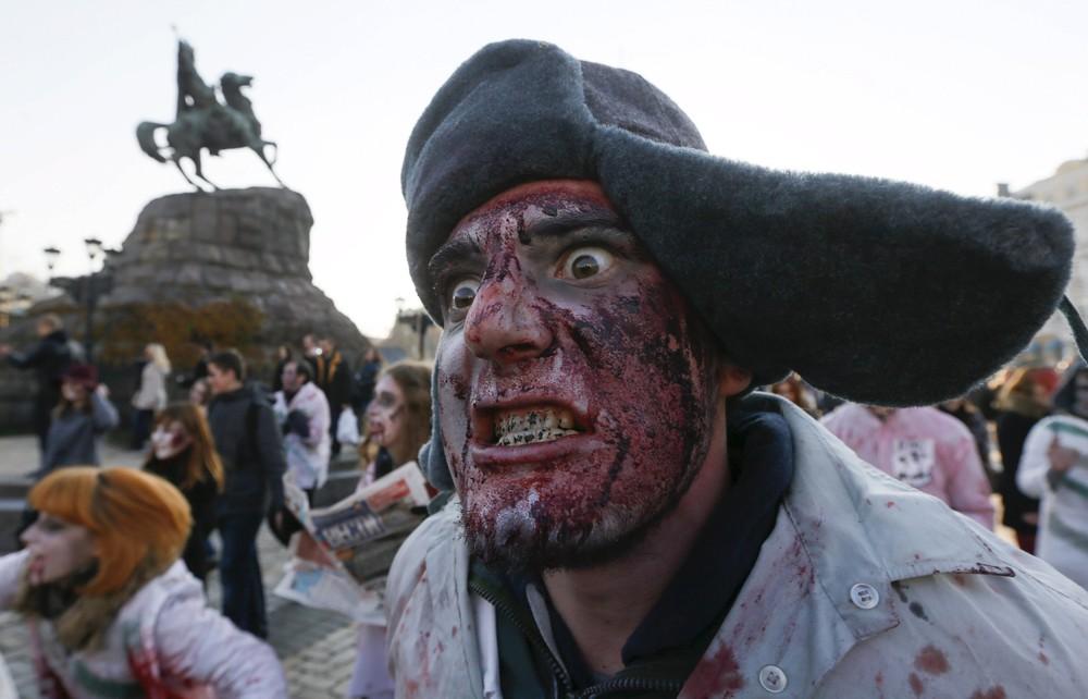 Halloween in Ukraine
