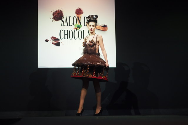 Chocolate Fashion Show . All images © or Implausibleblog/Farrukh Younus