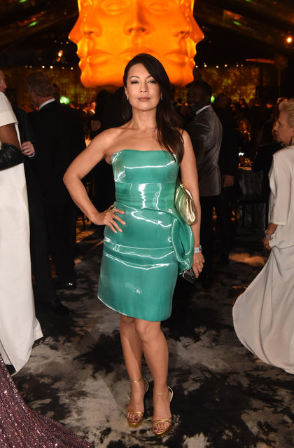 Ming-Na Wen attends HBO's Official 2019 Emmy After Party on September 22, 2019 in Los Angeles, California. (Photo by FilmMagic/FilmMagic for HBO)