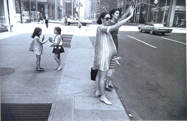 New York, 1968. (Photo by Garry Winogrand)