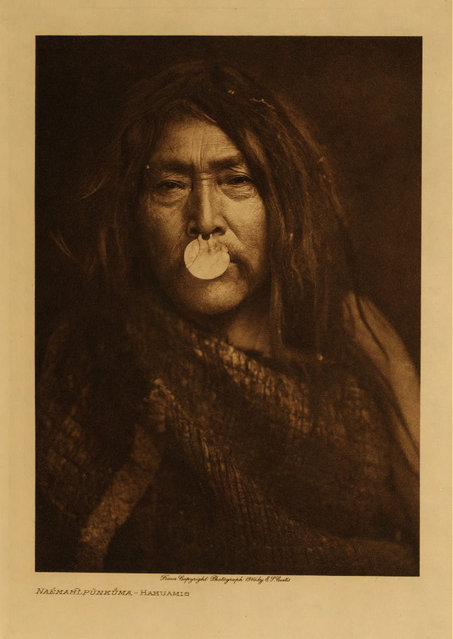 A Hahuamis in 1914. (Photo by Edward S. Curtis)