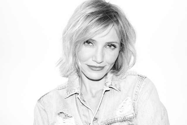 Cameron Diaz: First Look (Esquire UK November 2012