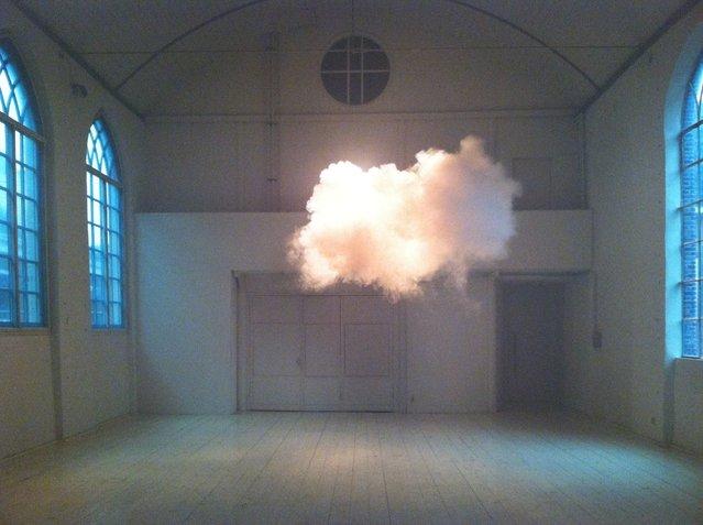 Berndnaut Smilde Creater Clouds