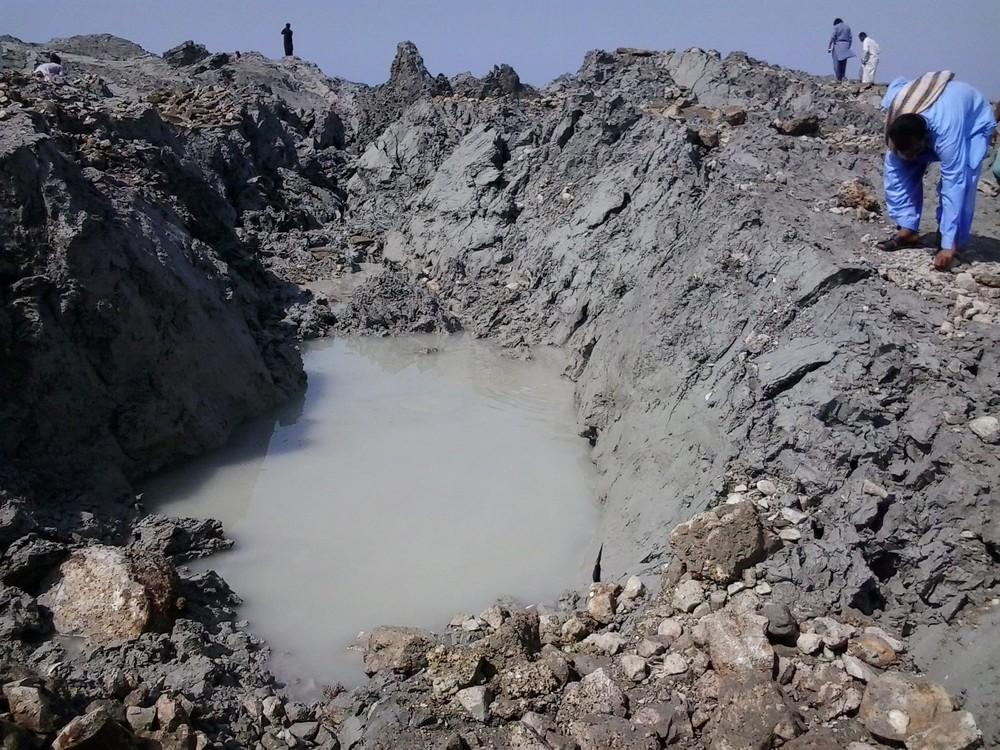 Earthquake Births New Island off Pakistan's Western Coast