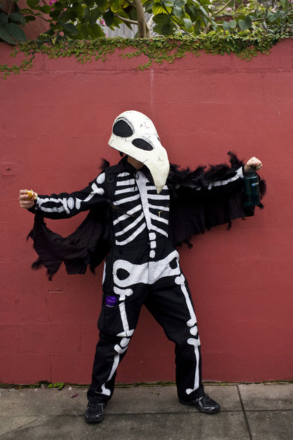 """The Skeleton Krewe 2013 – S."" (Kevin O'Mara)"