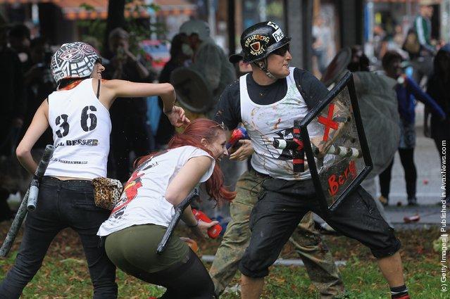 Kreuzberg Vegetable Battle