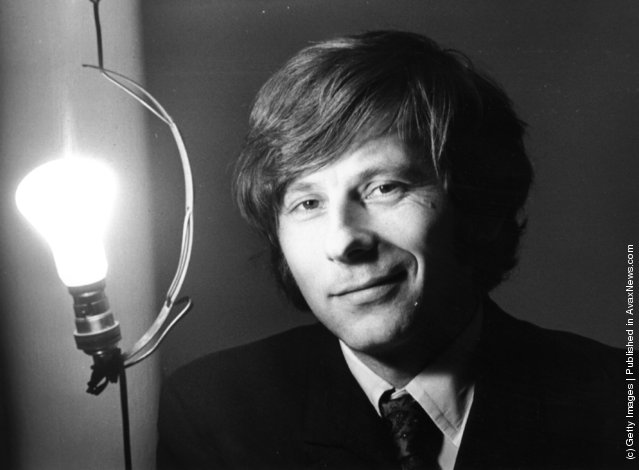 1969: Paris-born Polish film maker, Roman Polanski