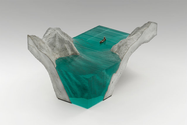 Glass Sculptures By Ben Young