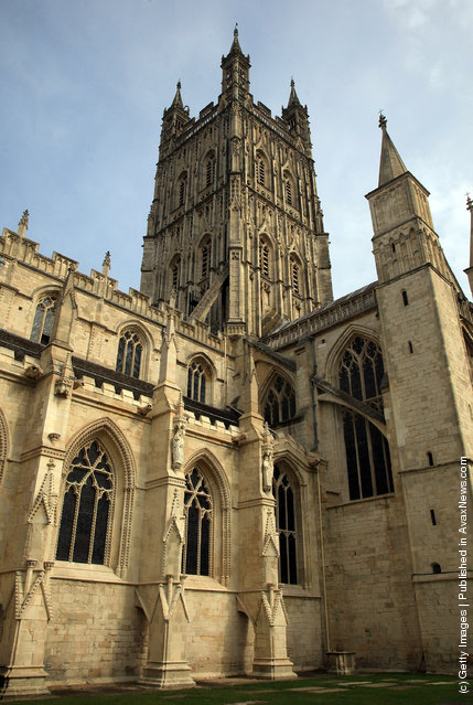 London 2012 – UK Landmarks: Gloucester Cathedral