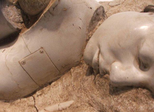 Creatures of the Mechazoic Era