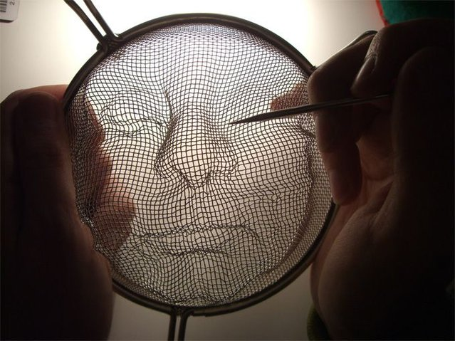 colander portraits