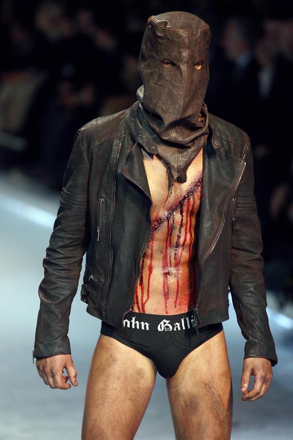 The Mad Max Fashions of John Galliano