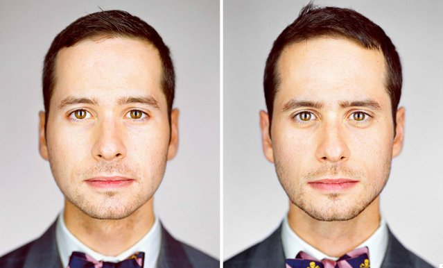 Identical: Portraits of Twins by Martin Schoeller