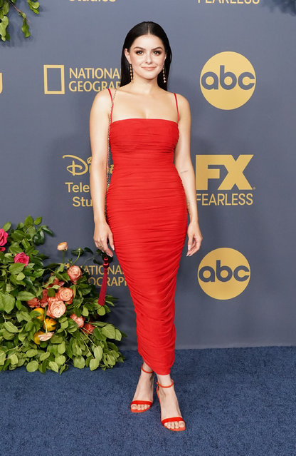 Ariel Winter attends the Walt Disney Television Emmy Party on September 22, 2019 in Los Angeles, California. (Photo by Rachel Luna/FilmMagic)