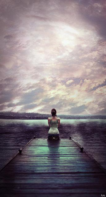 """.resonance of silence."". (Kindra Nikole)"