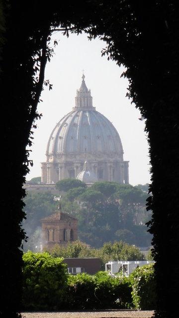 Villa Del Priorato Di Malta - Secrets In Rome