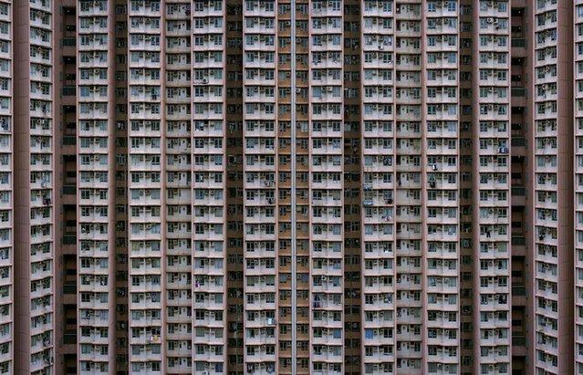 Hong Kong By Michael Wolf