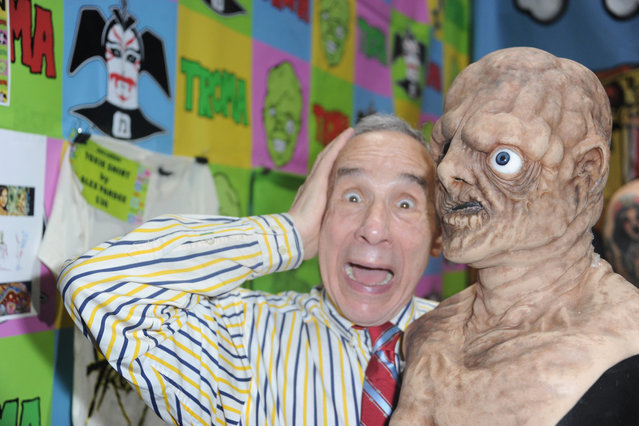 Troma Entertainment's Lloyd Kaufman during 2017 Comic-Con International at San Diego Convention Center on July 22, 2017 in San Diego, California. (Photo by Albert L. Ortega/Getty Images)