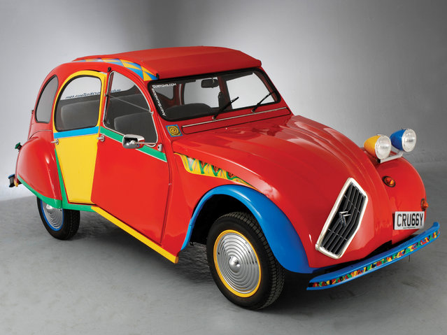 Picasso Citroën By Andy Saunders