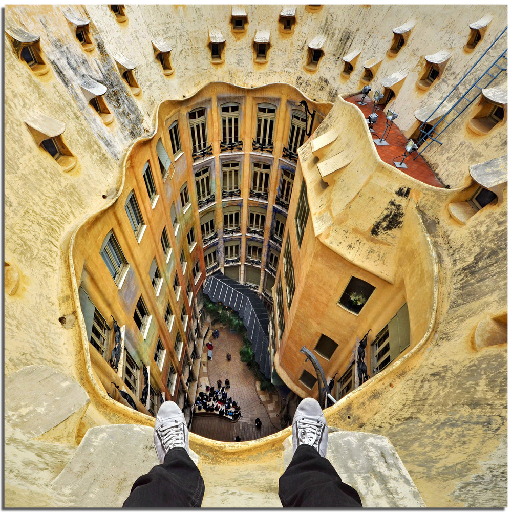 """""""Under My Feet, Over My Head..."""" by Stefano Scarselli"""