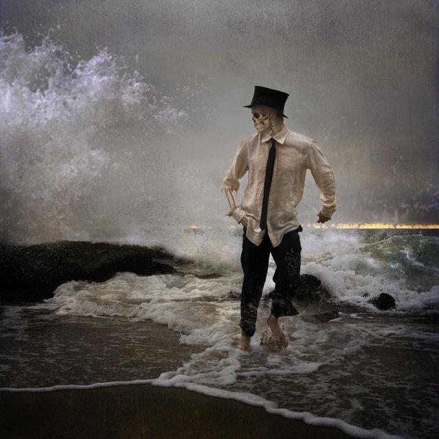 """""""The Ocean's Wrath"""". (Photo by Trini61)"""