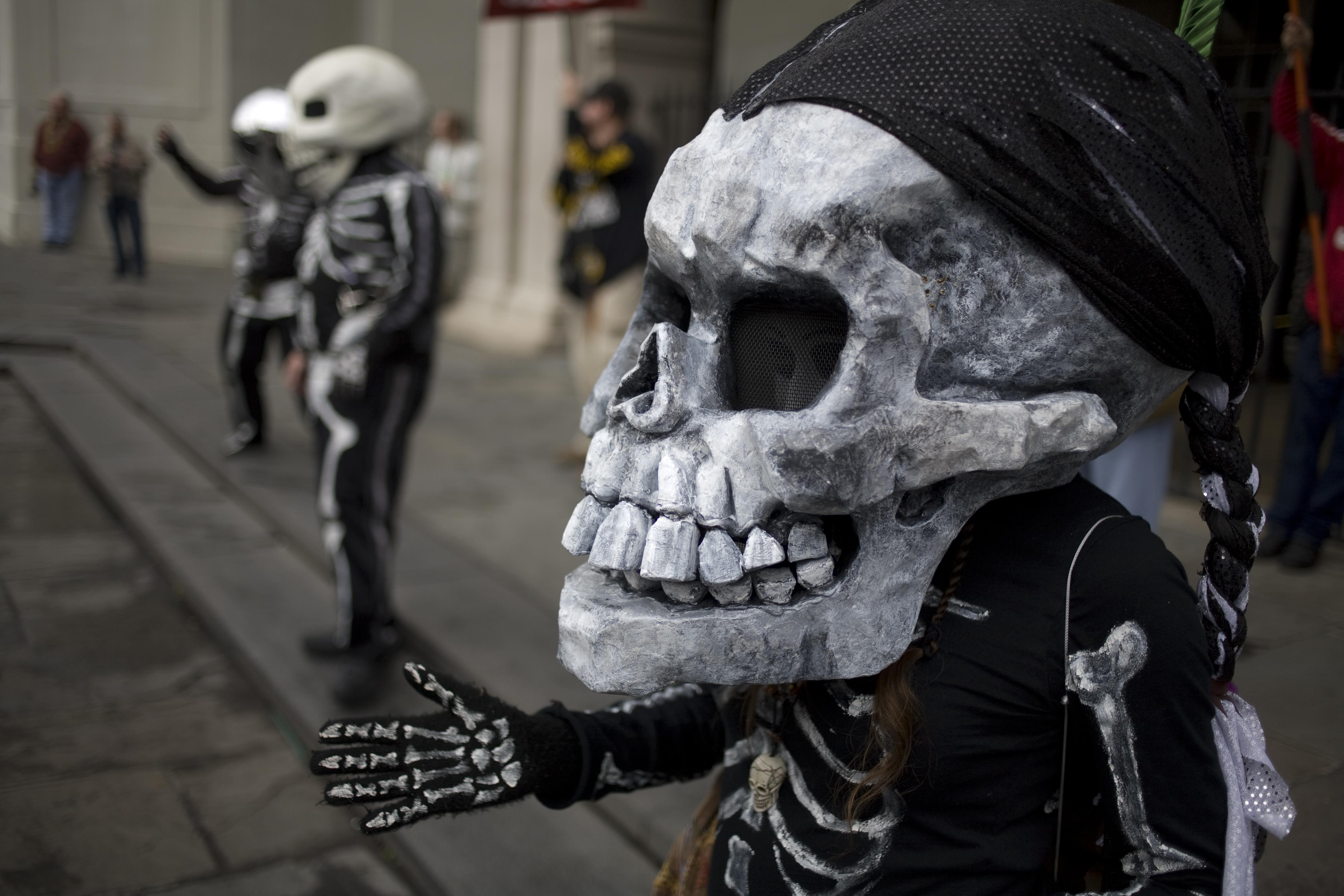 Самые крутые картинки про скелетов