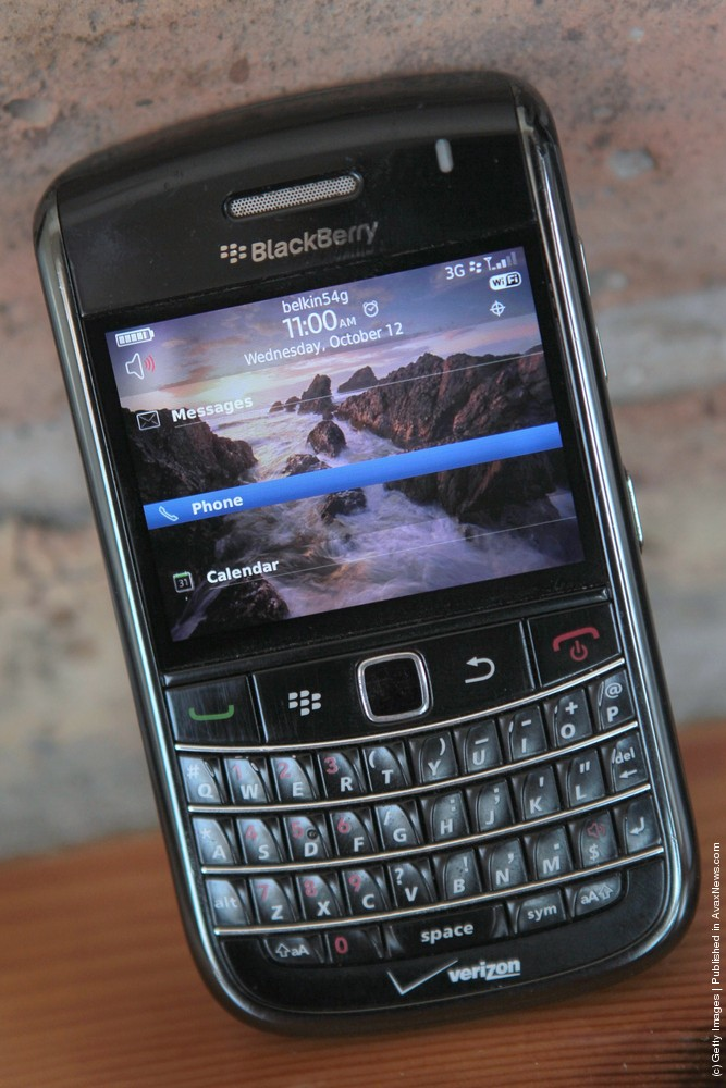Blackberry Service Outages Spreads To The US