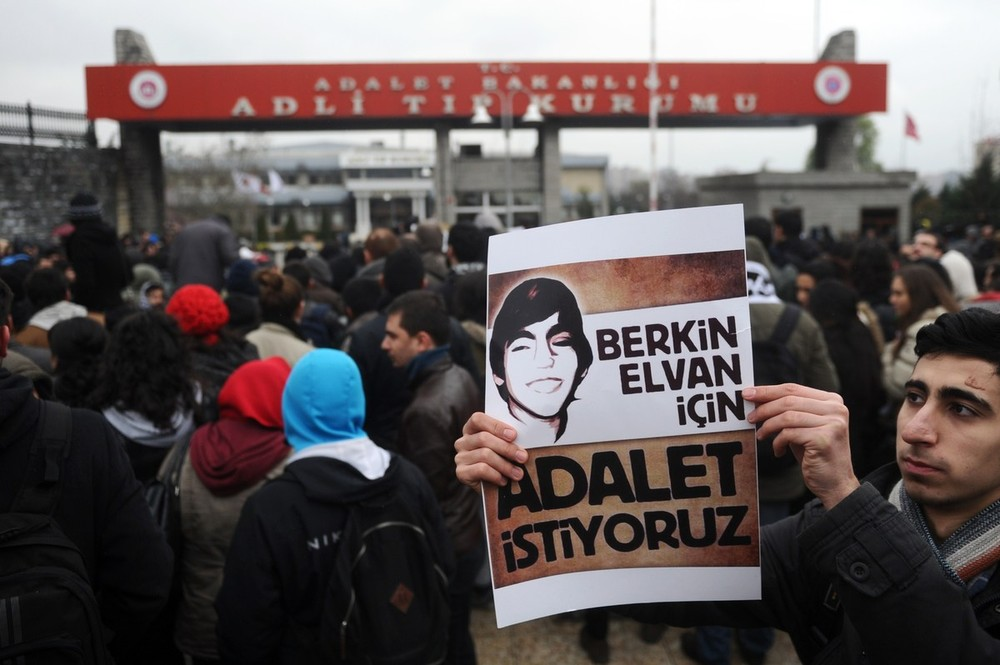 New Protests Rock Turkey
