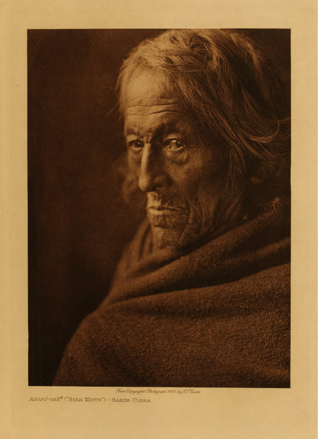 """Star White"" was pictured in Santa Clara, California, in 1905. (Photo by Edward S. Curtis)"
