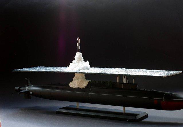"Diorams Submarine ""Yuri Dolgoruki"""