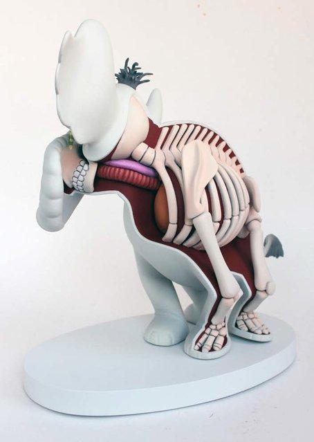 Anatomical Toys By Jason Freeny