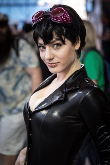 New York Comic Con/Anime Festival 2013. (Photo by Joe Alfano)