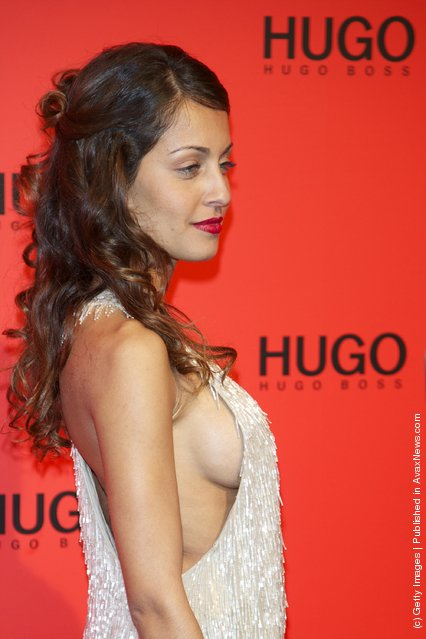 Actress Hiba Abouk s*xy
