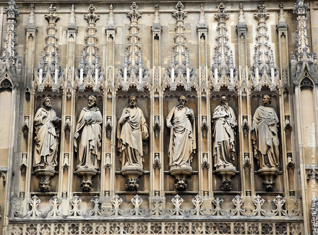 London 2012 – UK Landmarks: Gloucester Cathedral