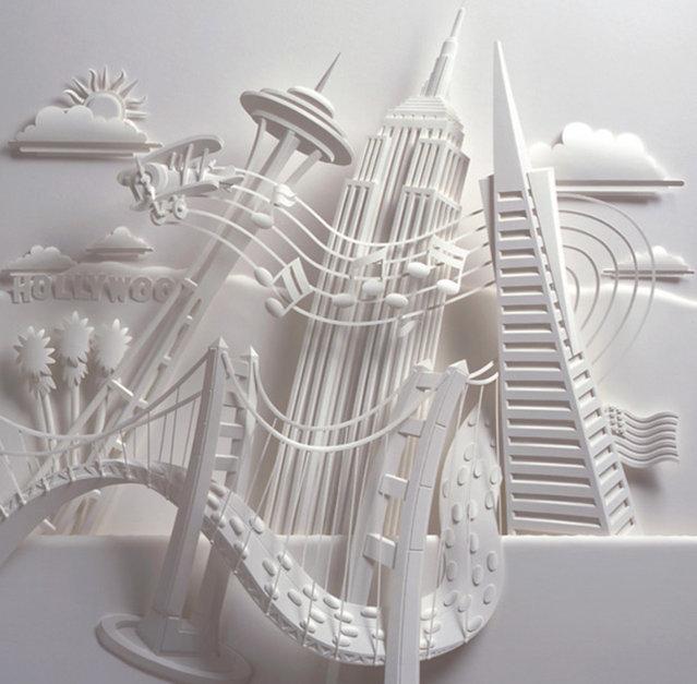 The Paper Worlds Of Jeff Nishinaka