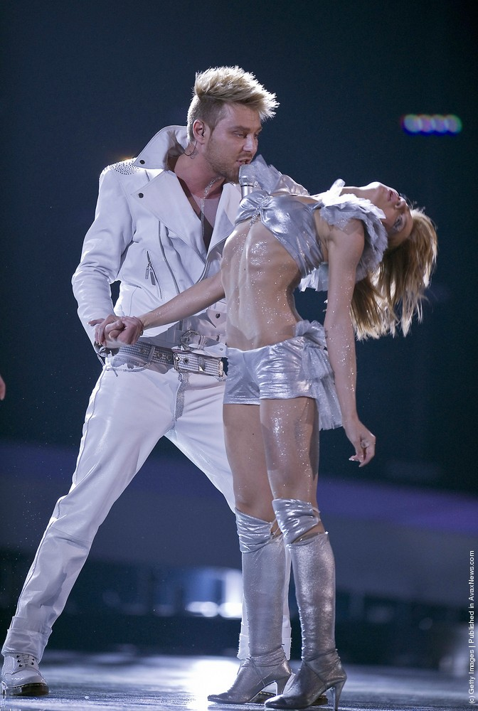 Look Back Of Eurovision: Some Best Photos