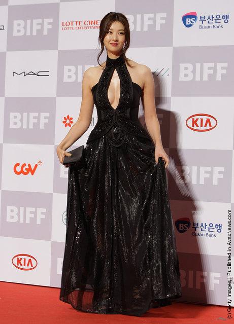 Actress Song Sun-Mi