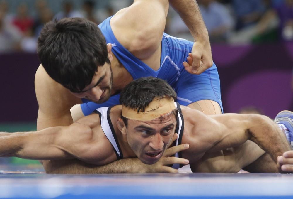 2015 European Games in Baku, Azerbaijan