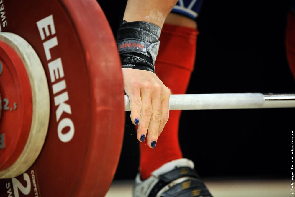 2012 U.S. Olympic Team Trials – Women's Weightlifting