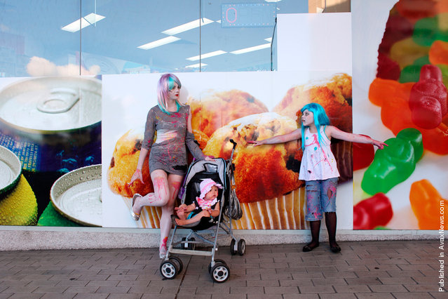 Zombies, Brisbane