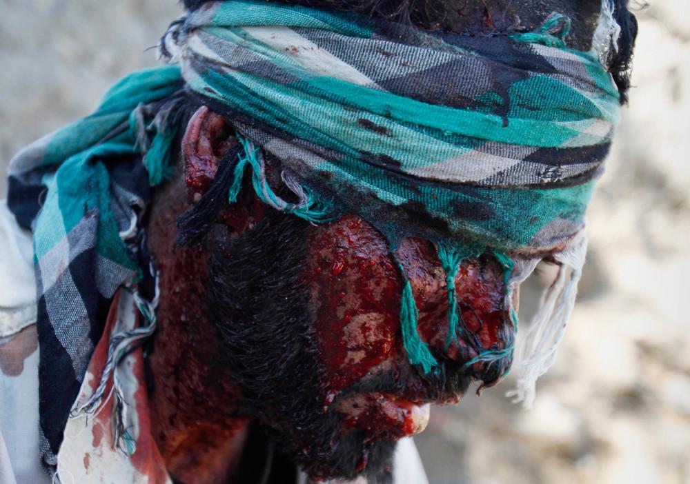 "Global ""War on Terror"": Operation Enduring Freedom – Afghanistan, April 2012"
