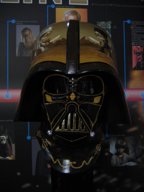 Vader Project at Comic-Con